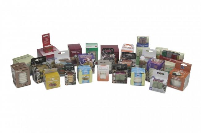 Konsument - Format i förpackningar