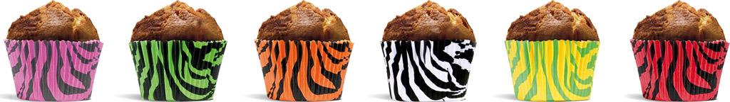 Om Siluett - Bild på muffinsformar