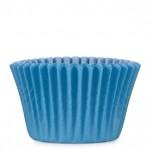 Enfärgad blå