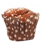 Flower dots - Brown - Bulle