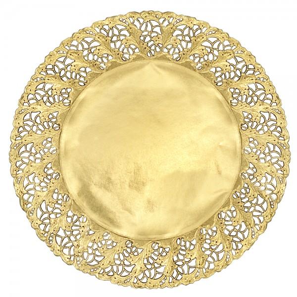 Harmony (guld, rund)