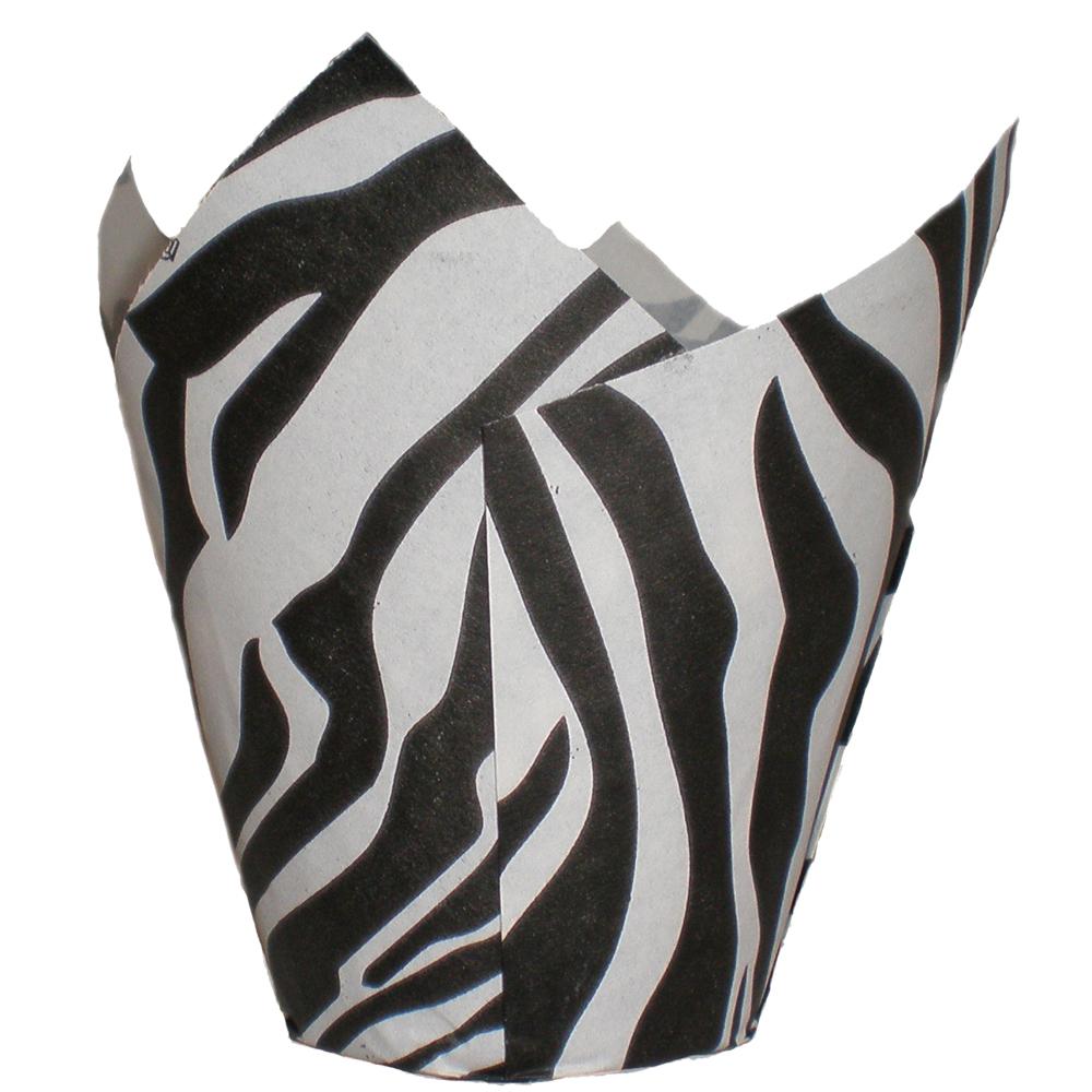 Tulip Zebra Svart/Vit
