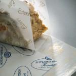 Wraps logotryck Smörgåspapper
