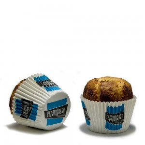 Muffinsformar med tryck