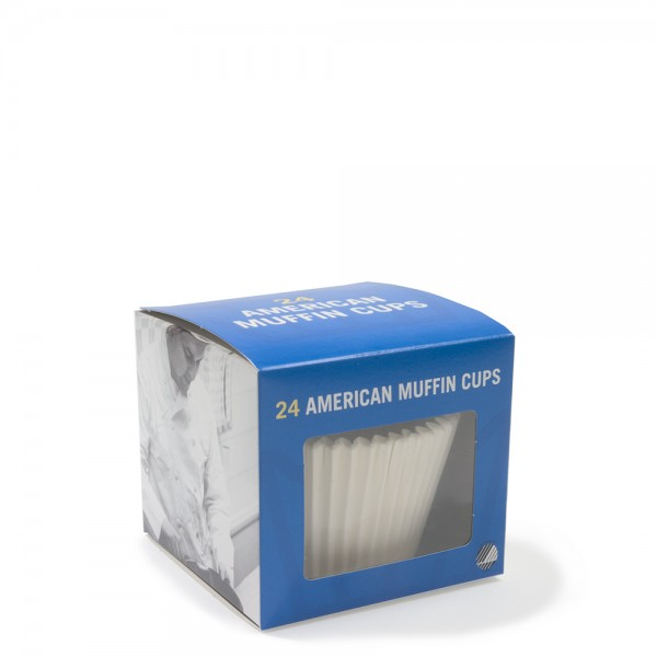 Amerikanska muffinsformar