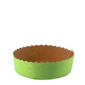 Baking Mould Grön Rund